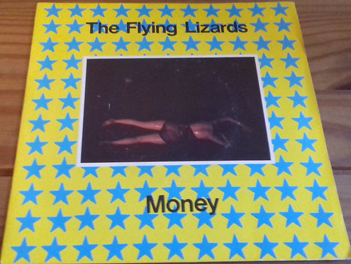 "The Flying Lizards - Money (7"", Single, Gre) (Virgin, Virgin)"