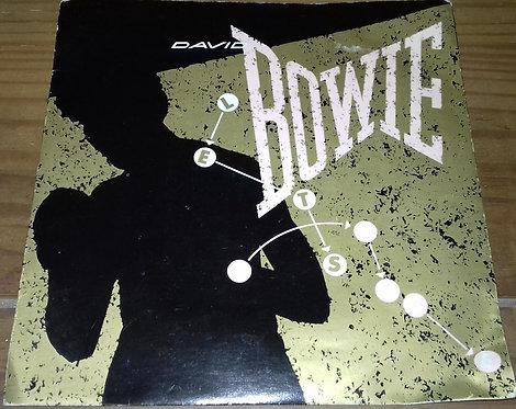 "David Bowie - Let's Dance (7"", Single) (EMI America)"