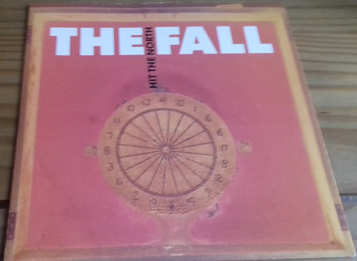 """The Fall - Hit The North (7"""", Single) (Beggars Banquet)"""