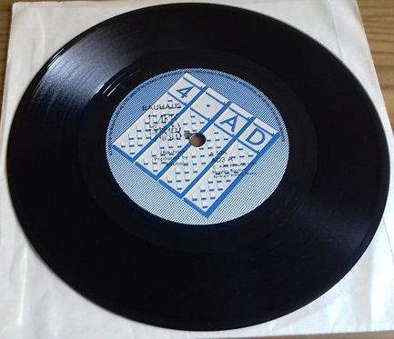 "Båuhåus* - Dark Entries (7"", Single, Blu) (4AD)"