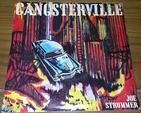 "Joe Strummer - Gangsterville (7"", Single) (Epic)"