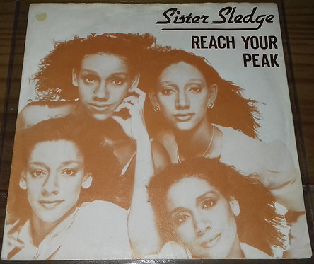 "Sister Sledge - Reach Your Peak (7"", Single) (Atlantic, Atlantic)"
