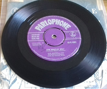 """Eve Boswell - Stop Whistlin' Wolf / The Gypsy In My Soul (7"""", Single) (Parlophon"""
