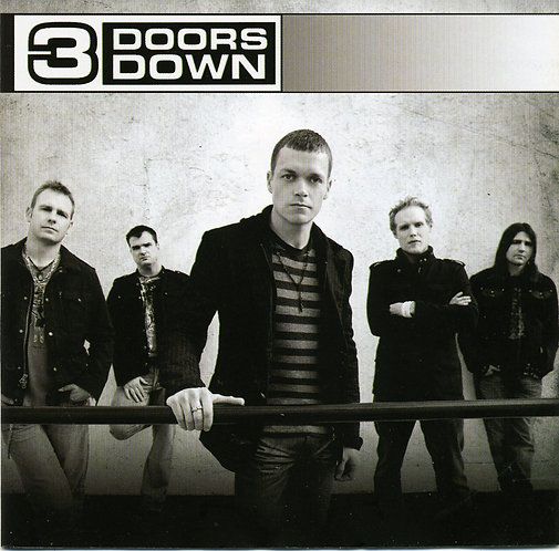 3 Doors Down ‎– 3 Doors Down CD