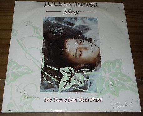"Julee Cruise - Falling (The Theme From Twin Peaks) (7"", Single) (Warner Bros. Re"