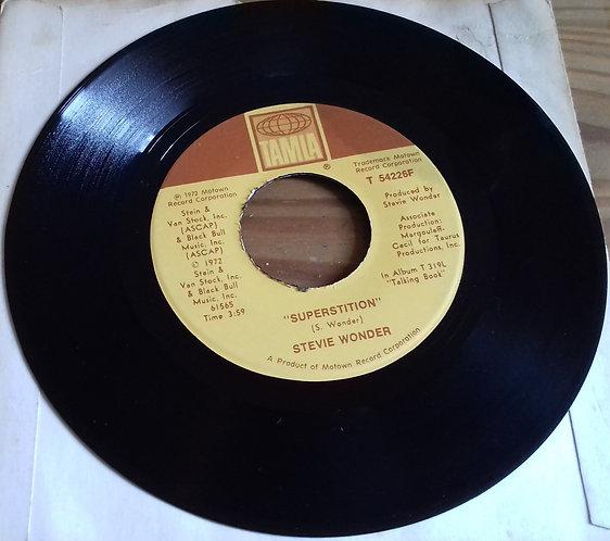 "Stevie Wonder - Superstition (7"", Single) (Tamla)"