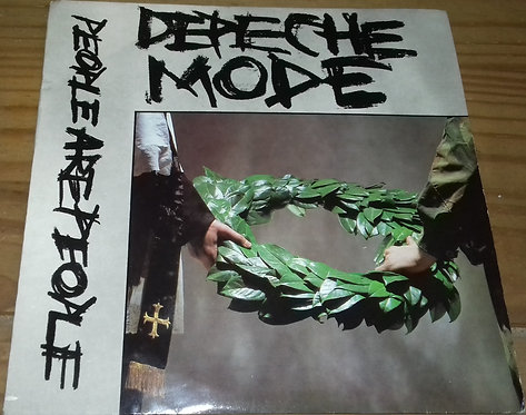 "Depeche Mode - People Are People (7"", Single) (Mute)"