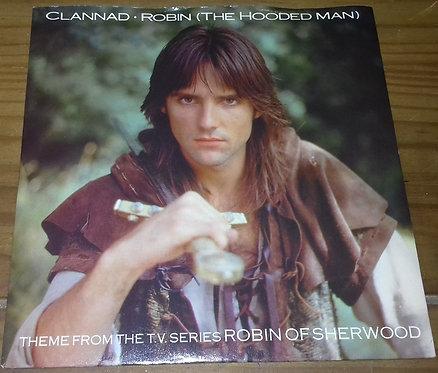 """Clannad - Robin (The Hooded Man) (7"""", Single) (RCA, RCA)"""