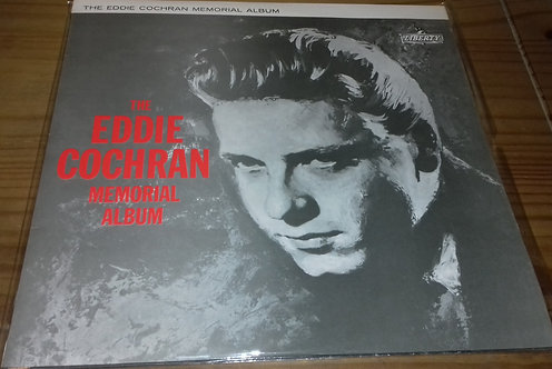 Eddie Cochran - The Eddie Cochran Memorial Album (LP, RE) (Liberty)