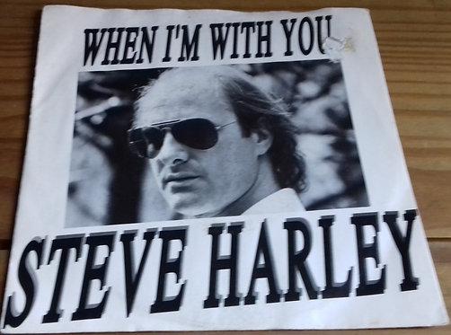 "Steve Harley - When I'm With You (7"", Single) (Vital Vinyl (4))"