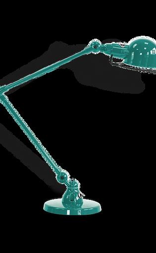 LAMPE DE BUREAU JIELDE - SIGNAL / BLEU D'EAU