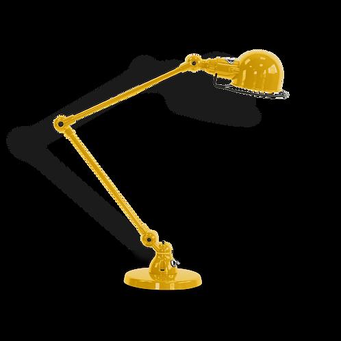 LAMPE DE BUREAU JIELDE - SIGNAL / JAUNE MOUTARDE