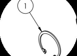 INT RET RINGS 15-7PH SST 1-3/8