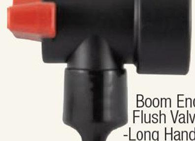 Boom End Flush Valve Long Handle