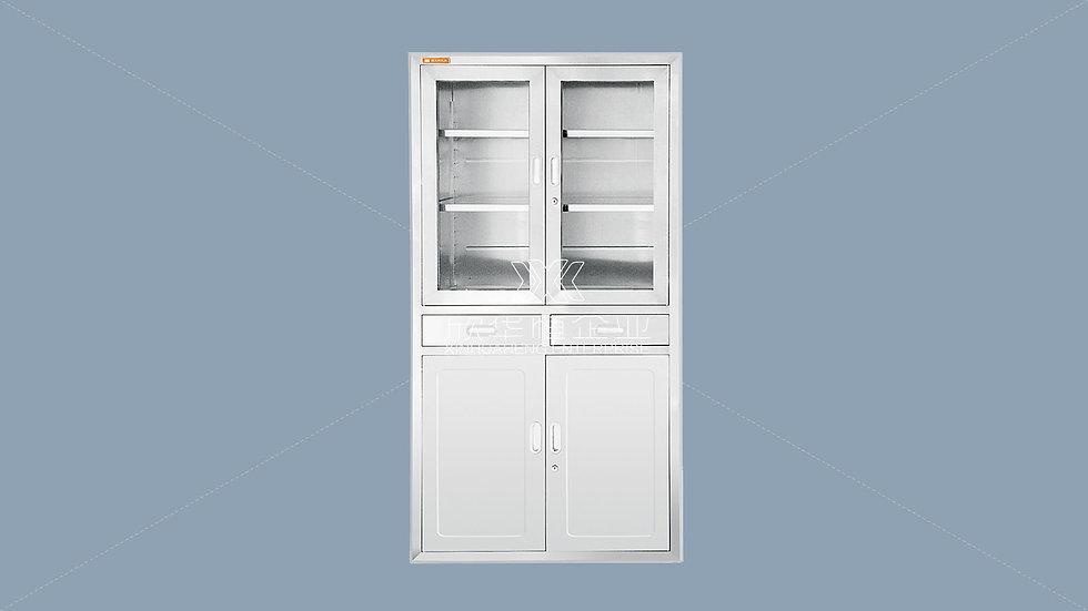 不锈钢内嵌式药品柜