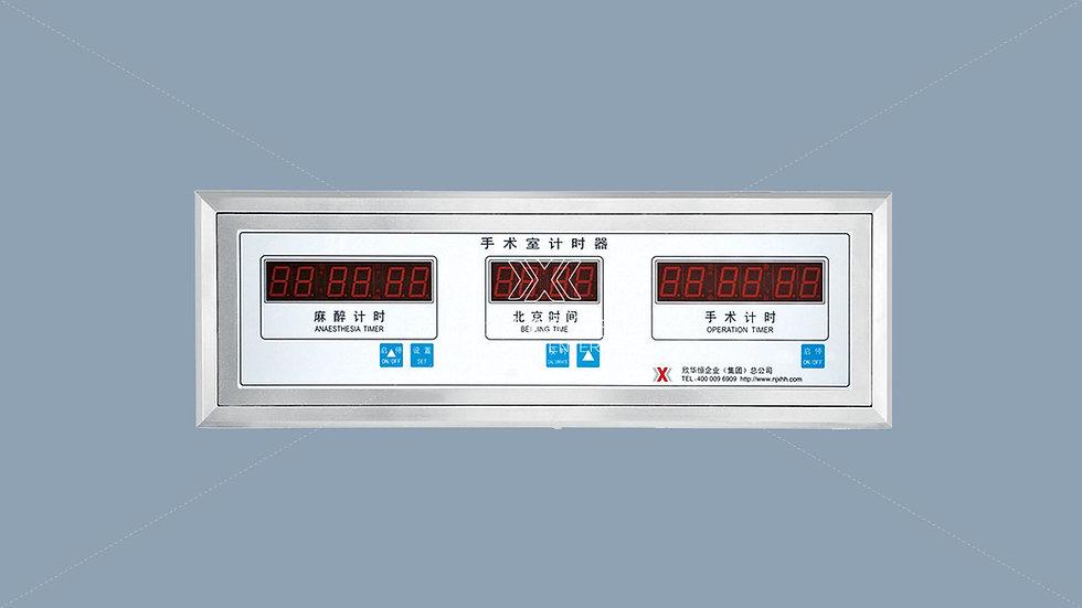 内嵌式手术计时器