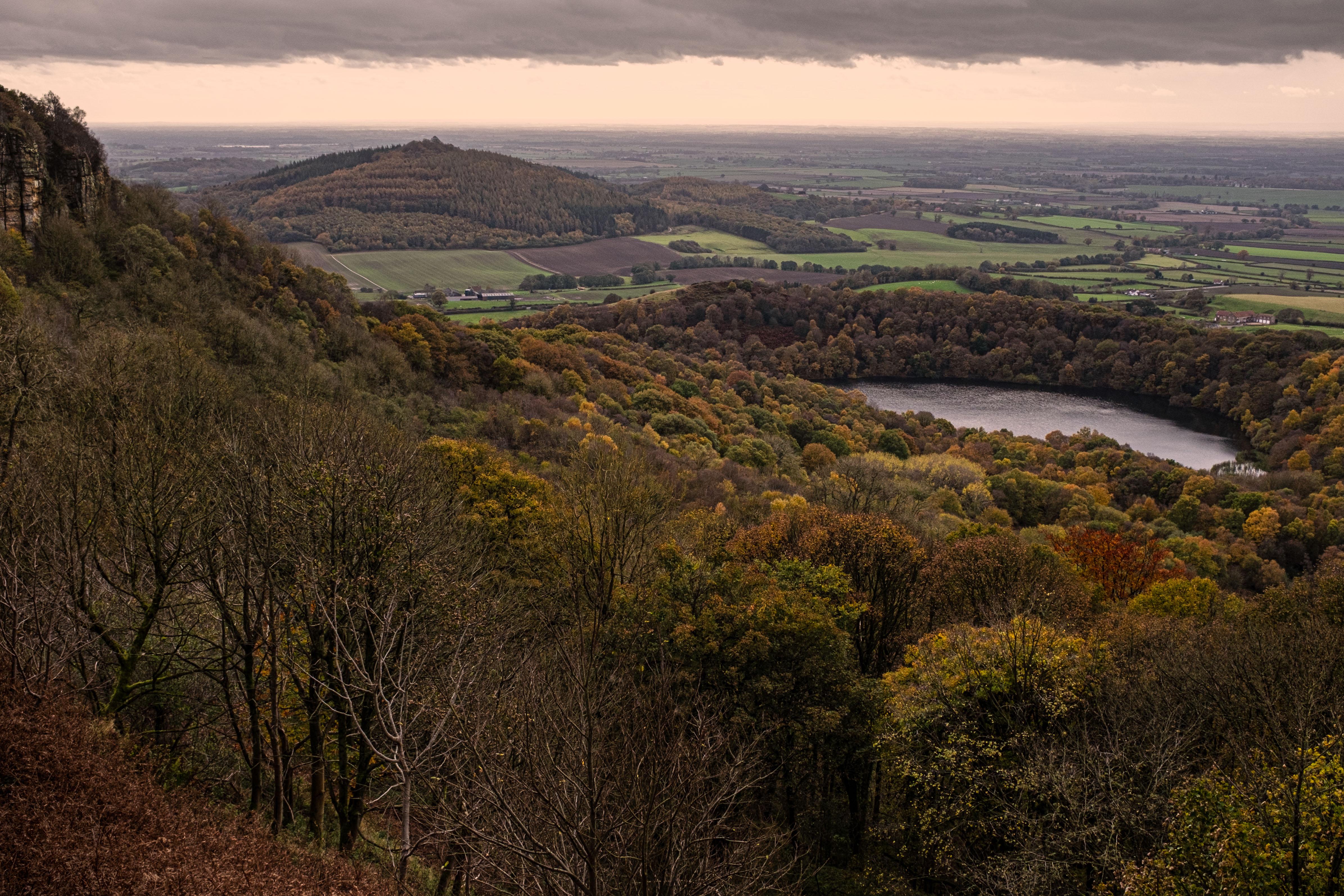 autumn at gormire lake - nick.