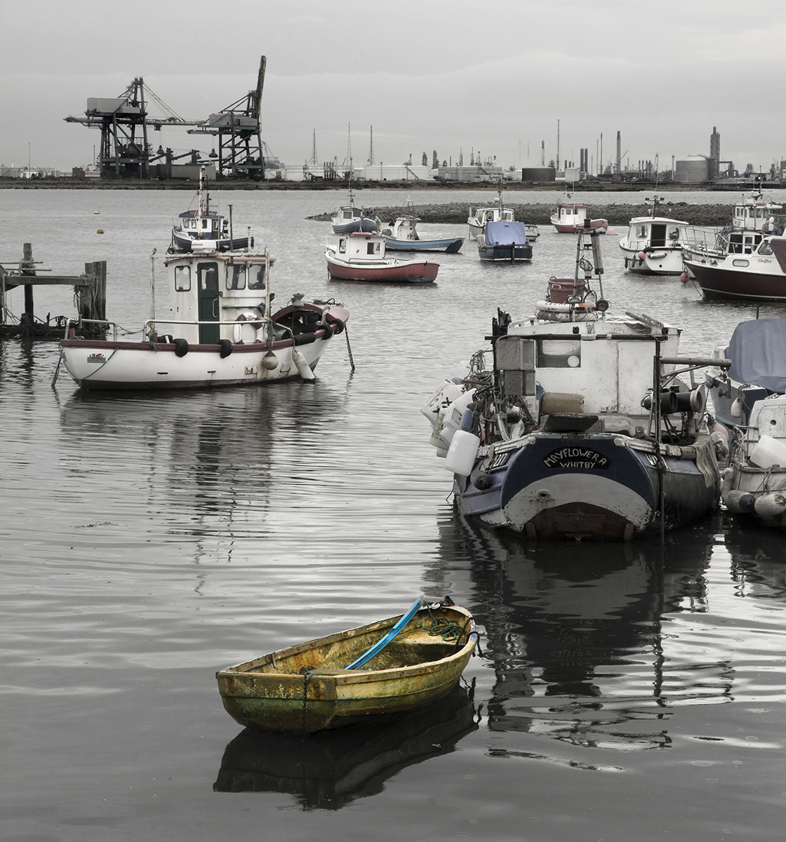 8. little yellow boat.sue hogarth