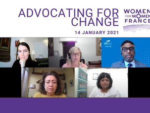 WFWF's International Interprofessional Conference - Advocating for Change