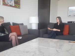 PARTIES PRENANTES | Women for Women France apporte son assistance aux services consulaires
