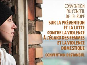 Convention d'Istanbul : une mesure essentielle dans la protection des personnes non-françaises