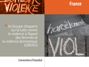 Le rapport du Conseil de l'Europe appelle à une meilleure protection des femmes en France