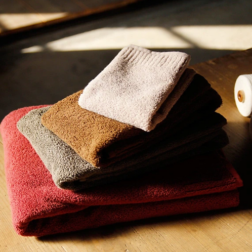 100% Organic Cotton Imabari Face Towel