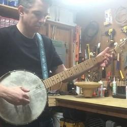 banjo, good time, perform