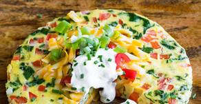 Frittata Breakfast Casserole