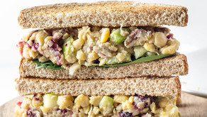 Chickpea Salad Sandwhiches