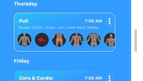 My Favorite Gym App
