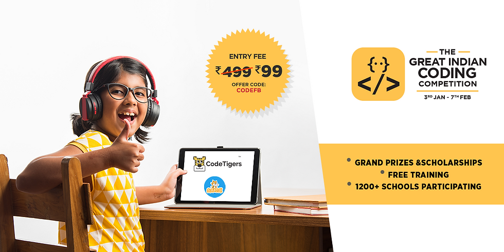 The Great Indian Coding Competition