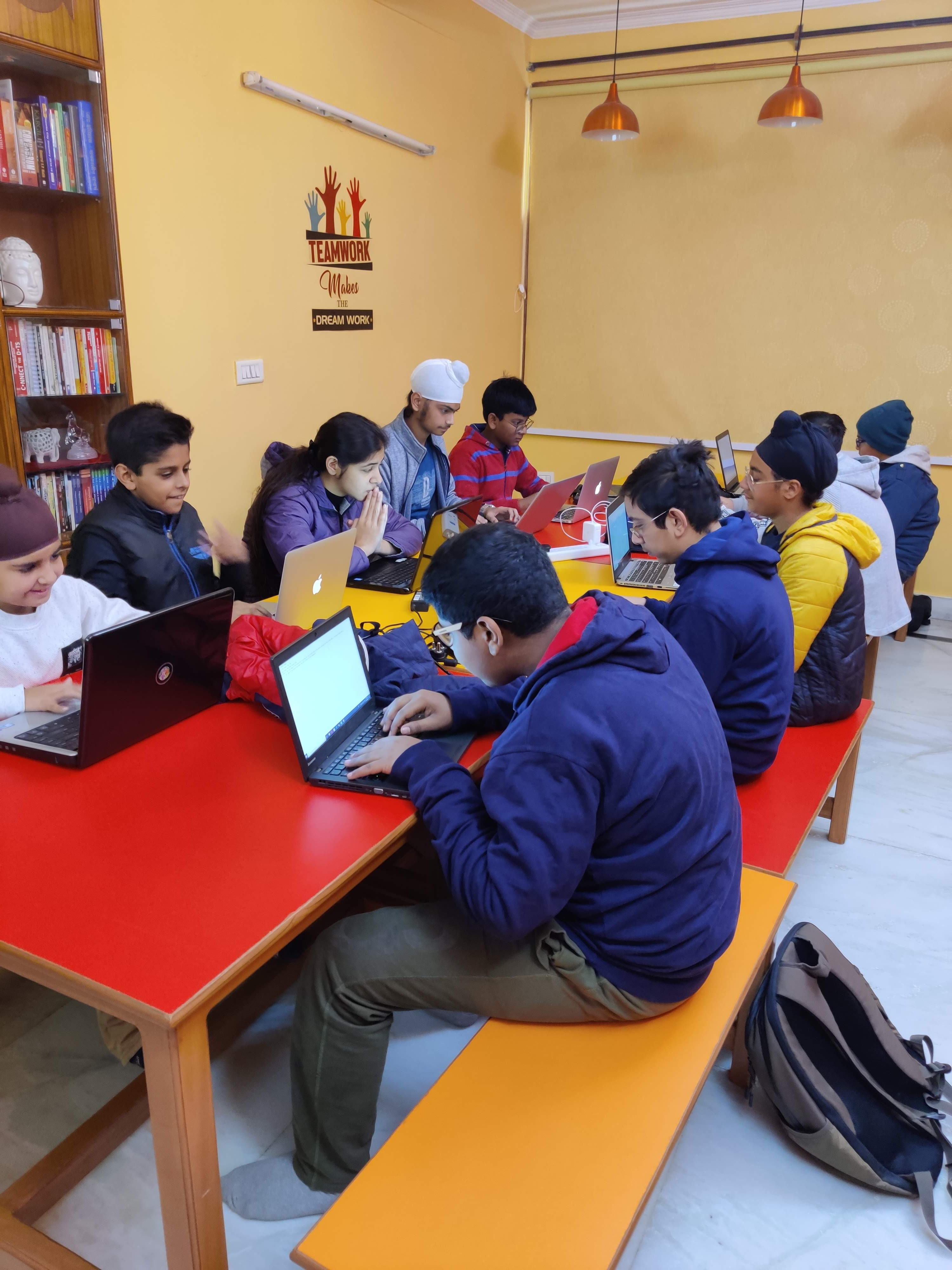 CodeTigers Learning Machine Learning