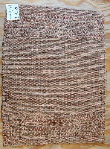 Light Brown rectangular placemat
