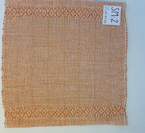 Light Orange square placemat