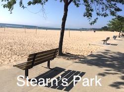 Stearn's Park Beach