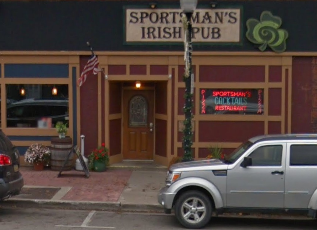 Sportsman's Irish Pub