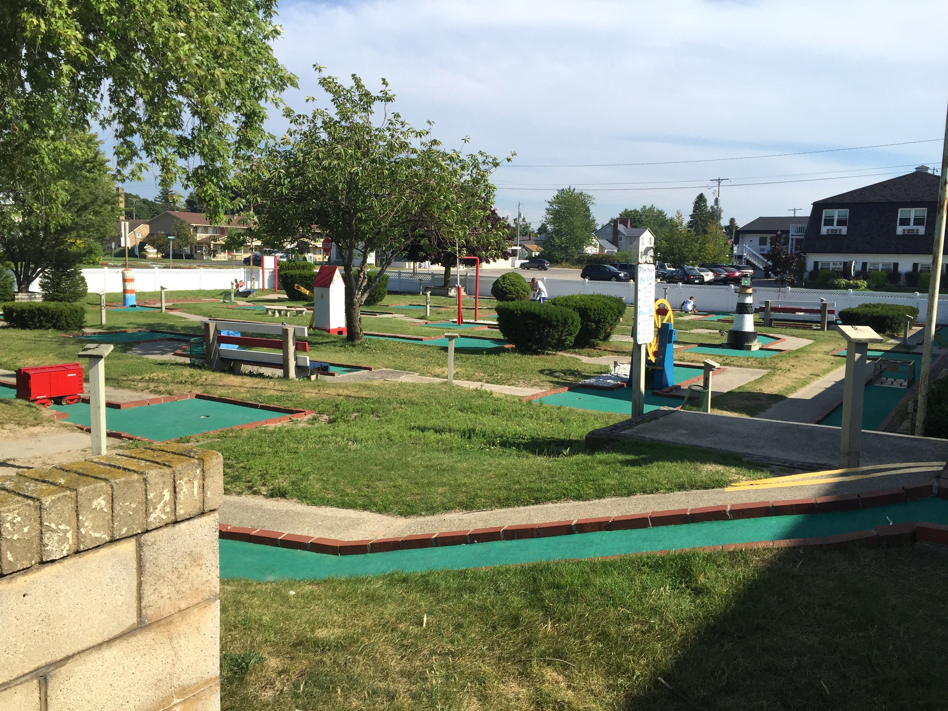 Jaycees Mini Golf