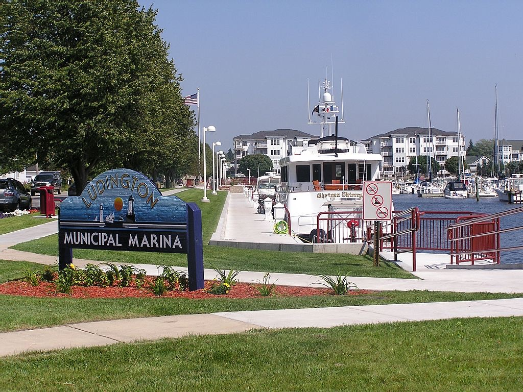 Marina, Ludington