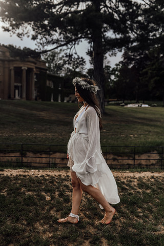 A journey into Mamahood : The First Trimester