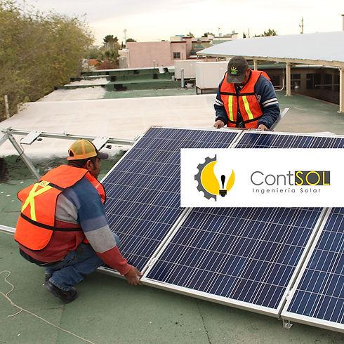 Instalación Paneles Solares en Ciudad Juarez