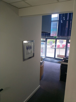 Office space situated in the Eckington Business Centre (1)