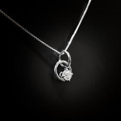 Pendente con Diamante