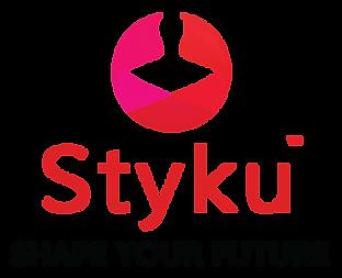 Styku_Logo_2020_Vert_ShapeYourFuture_Tra