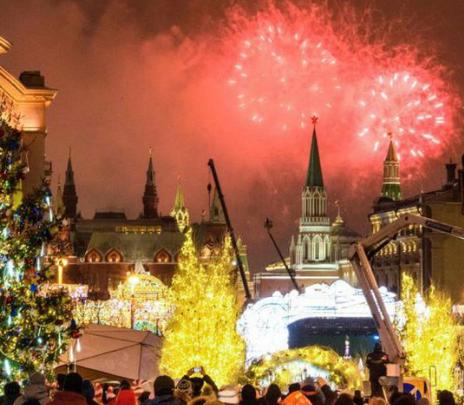¿Por qué celebrar Año Nuevo en Rusia?