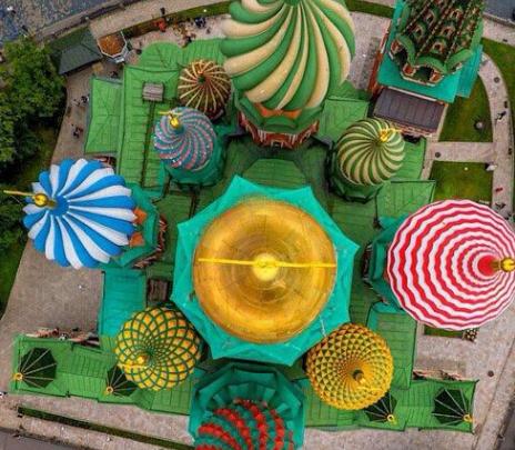 Cinco lugares que puedes visitar con 24 horas en Moscú