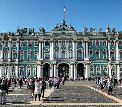 Viaja a Rusia desde tu casa