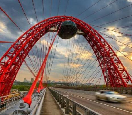Los puentes más famosos de Moscú