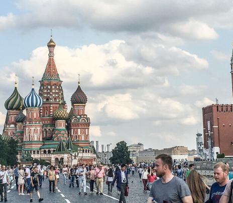 7 cosas que nunca debes hacer en Rusia