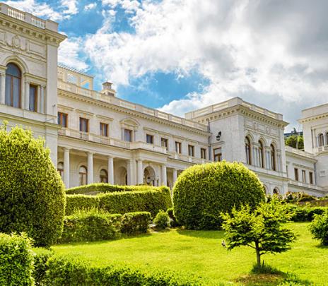 Palacio de Livadia: historia y elegancia en un mismo lugar